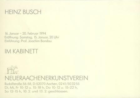 1994 Heinz Busch b