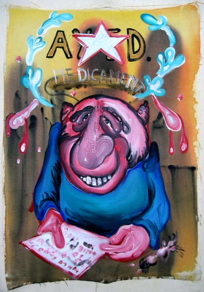 Ayurvedic Medicament, 2006