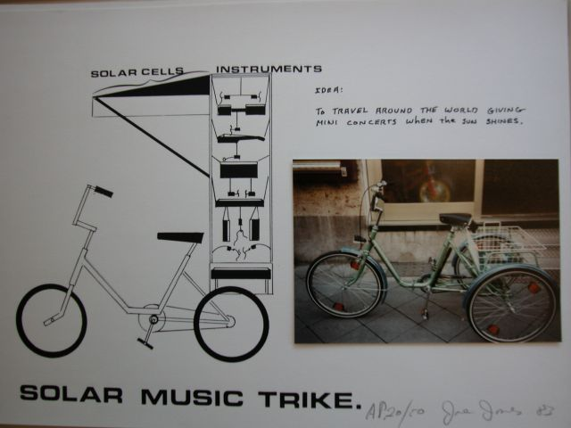 Jones,Joe-olar Music Trike,1983,Jg2004,