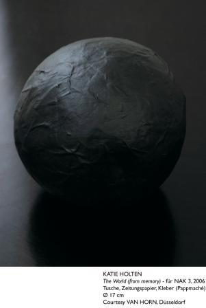 klein-Holten,Katie-,Th WOrld (from Memory), 2006,Unikat,NAK3